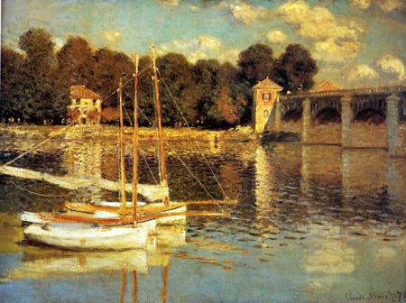 アルジャントゥイユの橋