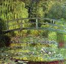 睡蓮の池・緑のハーモニー
