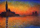 黄昏、ヴェネツィア