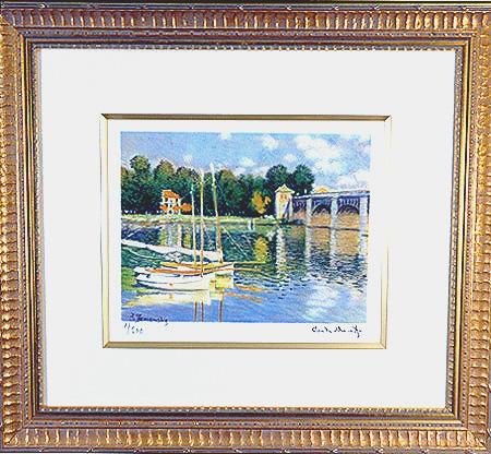アルジャントゥイユの橋(小)