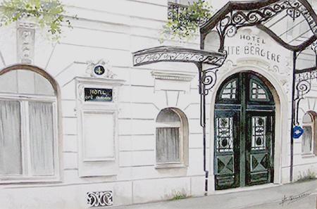 パリ・ホテルシテベルジェール