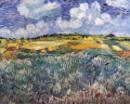 雨雲のあるオヴェールの野