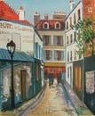 ヴェルヴィル街
