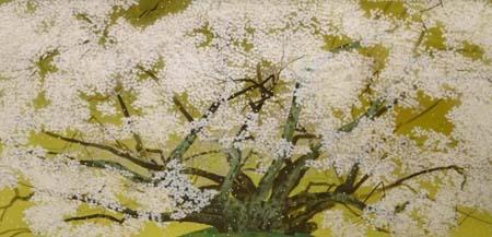素桜神社の神代櫻